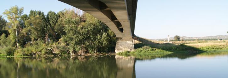 Puente del rio