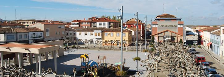 Plaza castejón