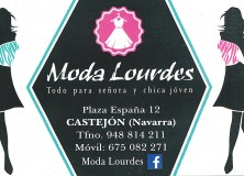 Moda Lourdes (Lourdes Sanmarful)