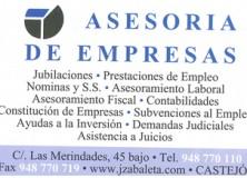 IBERPYME ASESORES DE NAVARRA S.L.