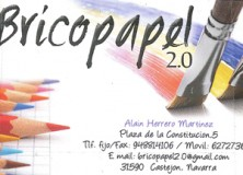 BRICOPAPEL 2.0