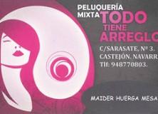 PELUQUERÍA MIXTA TODO TIENE ARREGLO