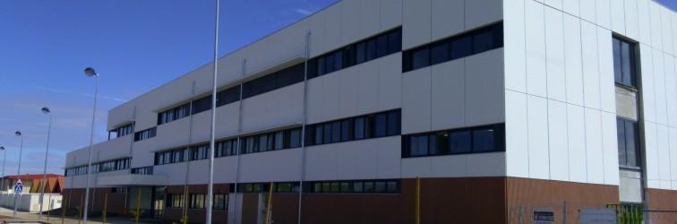 Fotografía de un edificio