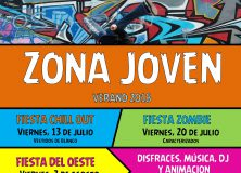 ZONA JOVEN – Verano 2018