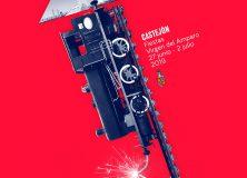 Cartel anunciador de las Fiestas de Castejón 2019