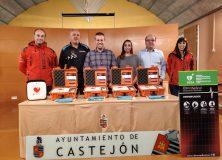 Castejón, municipio cardioprotegido