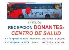 Autobús Donantes de Sangre