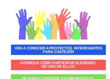 Encuesta de votación, presentación de proyectos y bases reguladoras del proceso de participación en los presupuestos 2021 del Ayuntamiento de Castejón